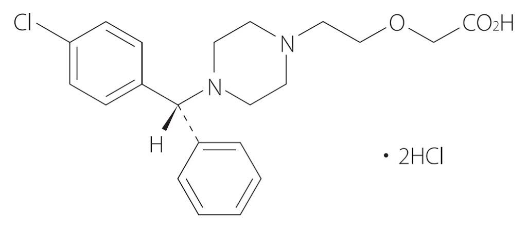 レボセチリジン レボセチリジン〈ザイザル〉武田テバAG発売!DSや2.5mg錠等薬価
